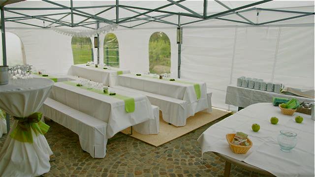 Zeltverleih Münster - Partyservice und Cateringservice Stefan Hüls