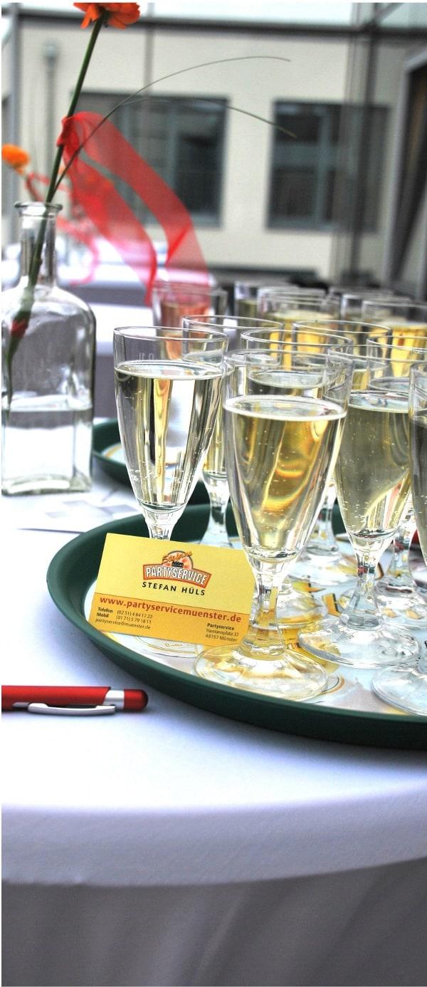Hochzeit in Münster - Cateringservice Münster