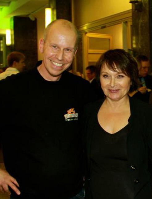 Angelika Kallwass - Stefan Hüls - Cateringservice Münster