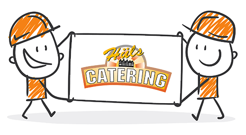 Logo Hüls Catering